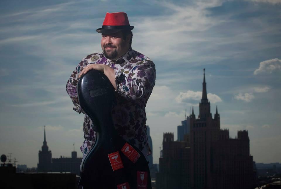 Borislav Strulev    pic. by Pavel Antonov